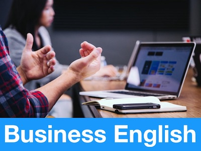 Stages d'anglais - Business English 3 semaines