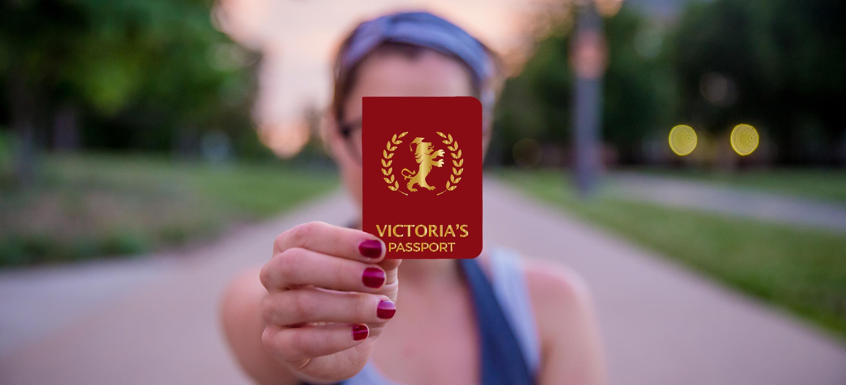 Le VICTORIA'S Passport