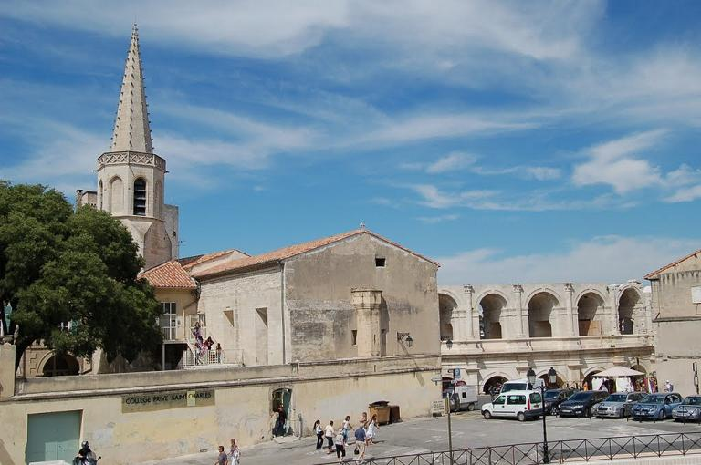 Formation examinateurs oraux collège Saint Charles Arles Victoria's