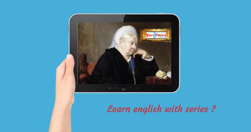 Stage adolescent apprendre l'anglais avec les séries