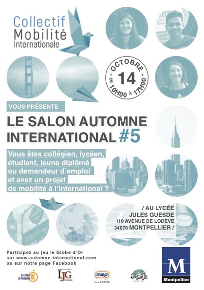 Salon auomne international à Montpellier