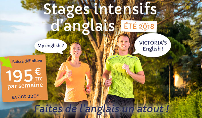 stage anglais intensifs victorias english