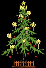 VICTORIA'S English aux couleurs de Noël