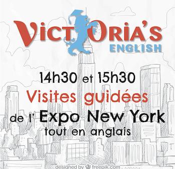 VICTORIA'S english montpellier à la Foire internationale de Montpellier 2019