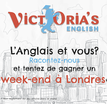 VICOTRIA'S English vous donne la parole à la Foire Internationale de Montpellier 2019
