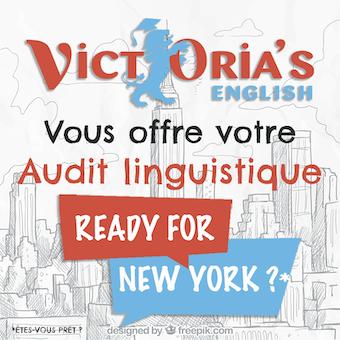 Venez faire le point sur votre anglais avec VICTORIA'S English Montpellier à la Foire internationale de Montpellier