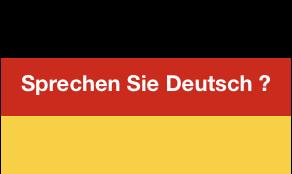 Parlez-vous allemand ?