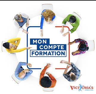 FInancez votre formation VICTORIA'S English avec votre CPF