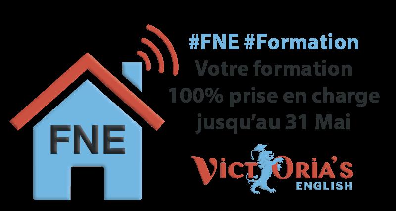 Les formations FNE de VICTORIA'S English