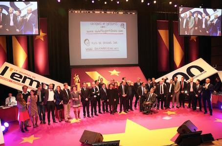 Victoires de la réussite à Montpellier 2014